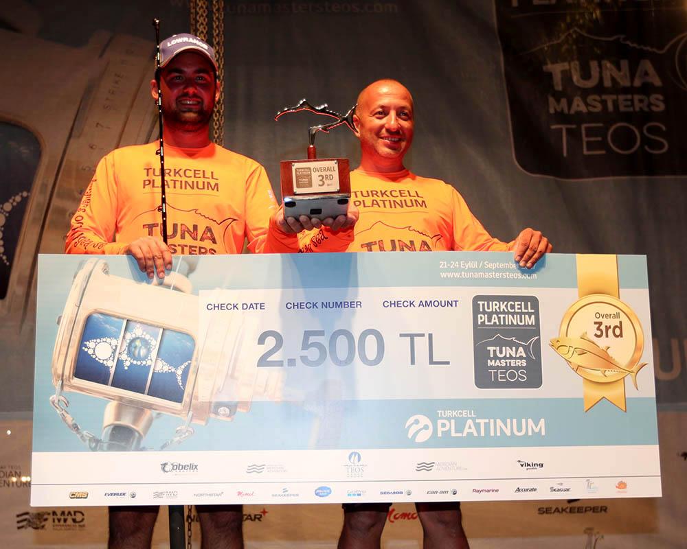 Tuna Masters Teos 2017 Overall 3
